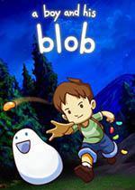 A Boy and His Blob Box Art