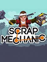 Scrap Mechanic Box Art