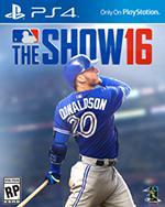 MLB: The Show 16 Box Art