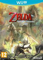 The Legend of Zelda: Twilight Princess HD Box Art