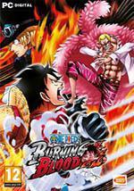 One Piece: Burning Blood Box Art