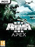 Arma III Apex Box Art