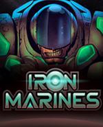 Iron Marines Box Art