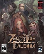 Zero Time Dilemma Box Art