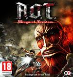 Attack on Titan: Wings of Freedom Box Art