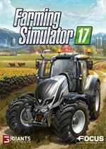 Farming Simulator 17 Box Art