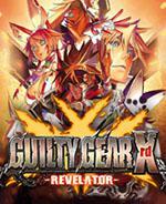 Guilty Gear Xrd -Revelator- Box Art