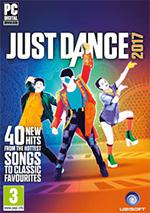 Just Dance 2017 Box Art