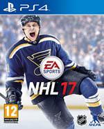 NHL 17 Box Art