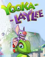 Yooka-Laylee Box Art