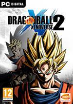 Dragon Ball: Xenoverse 2 Box Art