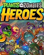 Plants vs. Zombies Heroes Box Art