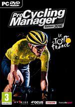 Pro Cycling Manager 2016: Tour de France Box Art