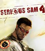 Serious Sam 4 Box Art