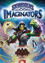 Skylanders Imaginators Box Art