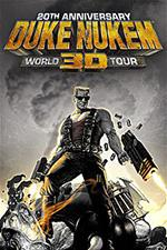 Duke Nukem 3D: 20th Anniversary World Tour Box Art