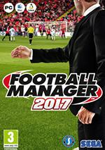 Football Manager 2017 Box Art