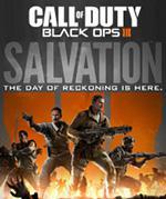 Call of Duty: Black Ops III – Salvation Box Art