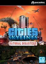 Cities: Skylines – Natural Disasters Box Art