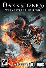 Darksiders Warmastered Edition Box Art