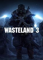Wasteland 3 Box Art