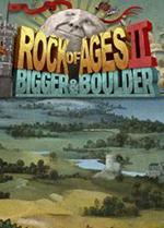 Rock of Ages II: Bigger and Boulder Box Art