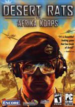 Desert Rats vs. Afrika Korps Box Art