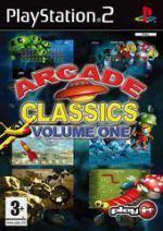 Arcade Classics Volume 1 Box Art