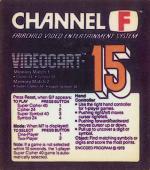 Videocart-15: Memory Match Box Art