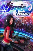 DJ Mix Tour Box Art