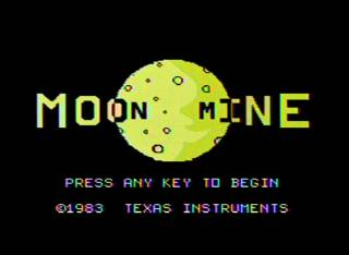 Moon Mine Box Art
