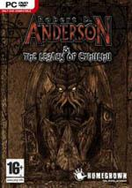 Robert D. Anderson & the Legacy of Cthulhu Box Art