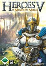 Heroes of Might and Magic V Box Art