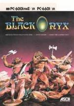 The Black Onyx Box Art