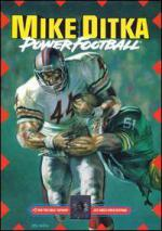 Mike Ditka Power Football Box Art