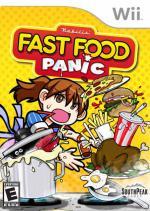 Fast Food Panic Box Art