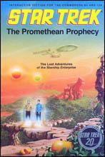 Star Trek: The Promethean Prophecy Box Art