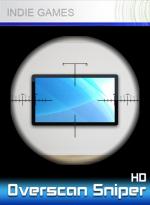 Overscan Sniper HD Box Art