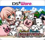 Animal Puzzle Adventure Box Art