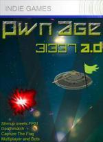 Pwn Age: 31337 AD Box Art