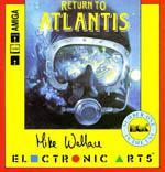 Return to Atlantis Box Art