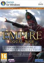 Empire: Total War – Downloadable Content Collection Box Art