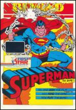 Superman: The Game Box Art
