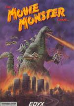 The Movie Monster Game Box Art