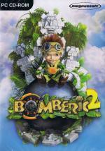 Bomberic 2 Box Art