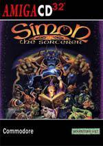 Simon the Sorcerer Box Art