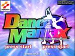 Dance ManiaX 1ST MIX Box Art