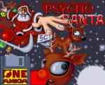 Psycho Santa Box Art
