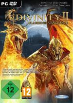 Divinity II: Flames of Vengeance Box Art