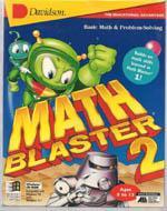 Math Blaster: Episode 2 – Secret of the Lost City Box Art